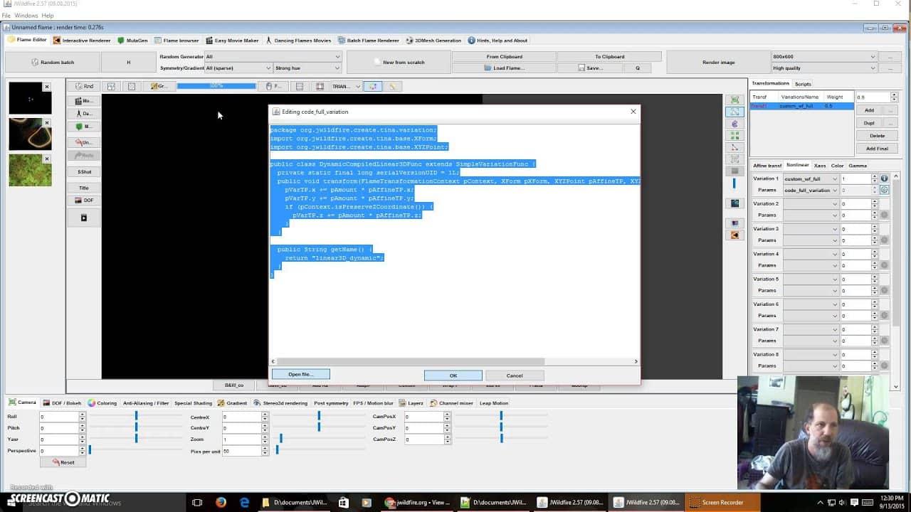 how to load custom wf full code | How to load custom_wf_full code
