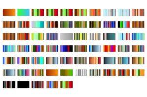 rk gradient pack 1