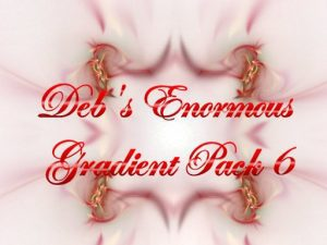debs enormous gradient pack 6 by dwalker1047