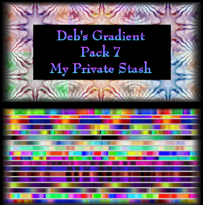 debs gradient pack 7 by dwalker1047
