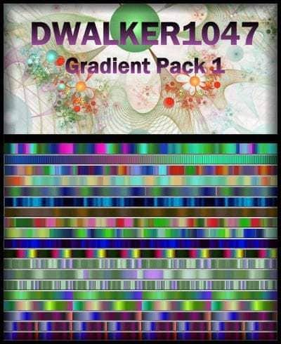 gradient pack 1 by dwalker1047