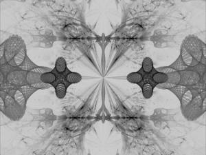 Maurer lines Apollony Loonie3d post mirror render 3