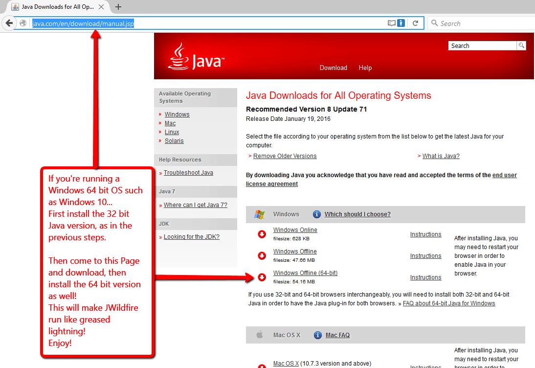 bitJavainstallation