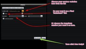 B5 Choose Options | How to add Custom Variations