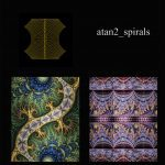 atan spirals