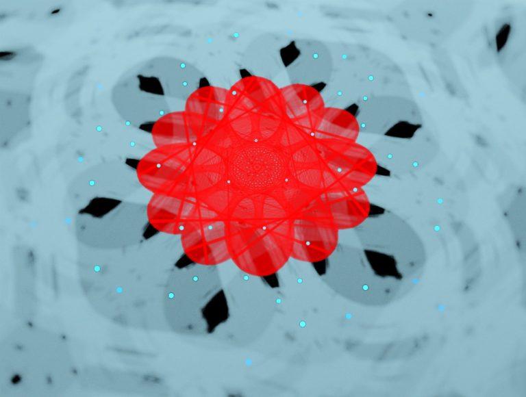 Blood On Ice Lichen Acrux IX