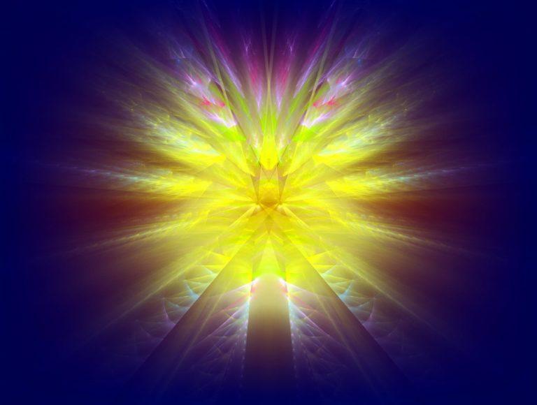 Glowing Featherstar Acamar II