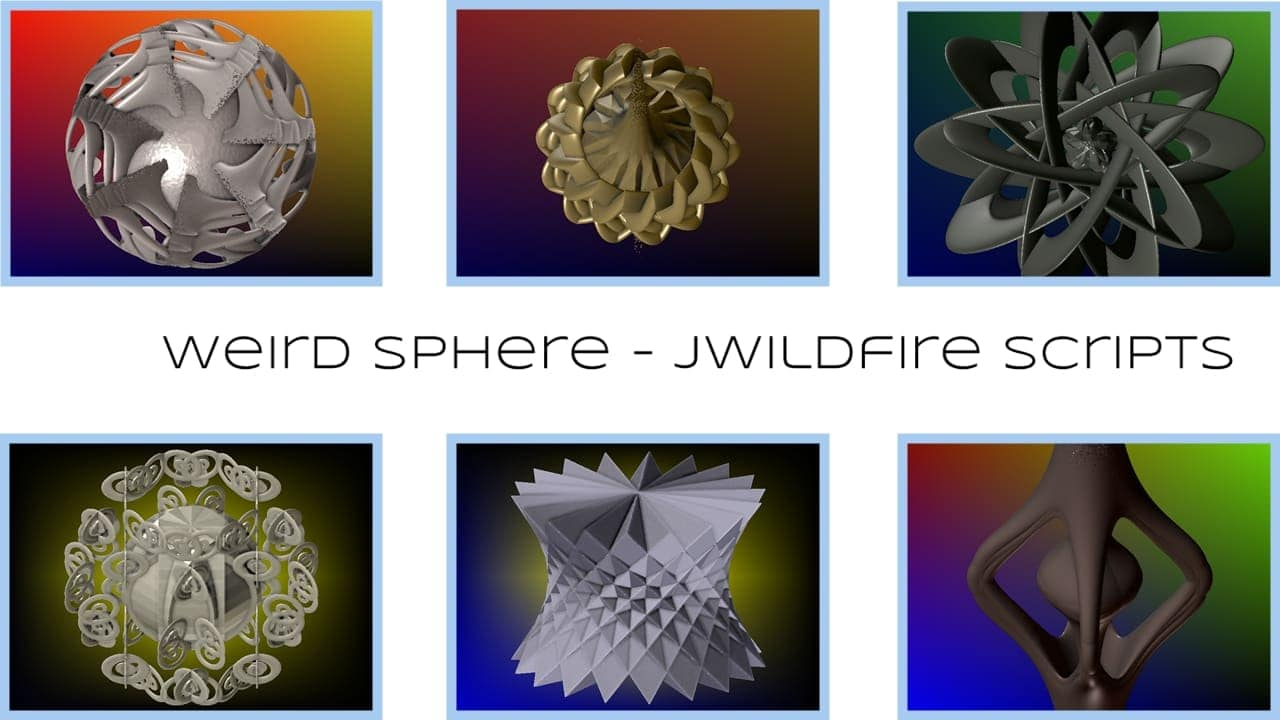 Cover1 | Weird Sphere - Michael Bourne and Robert Keen
