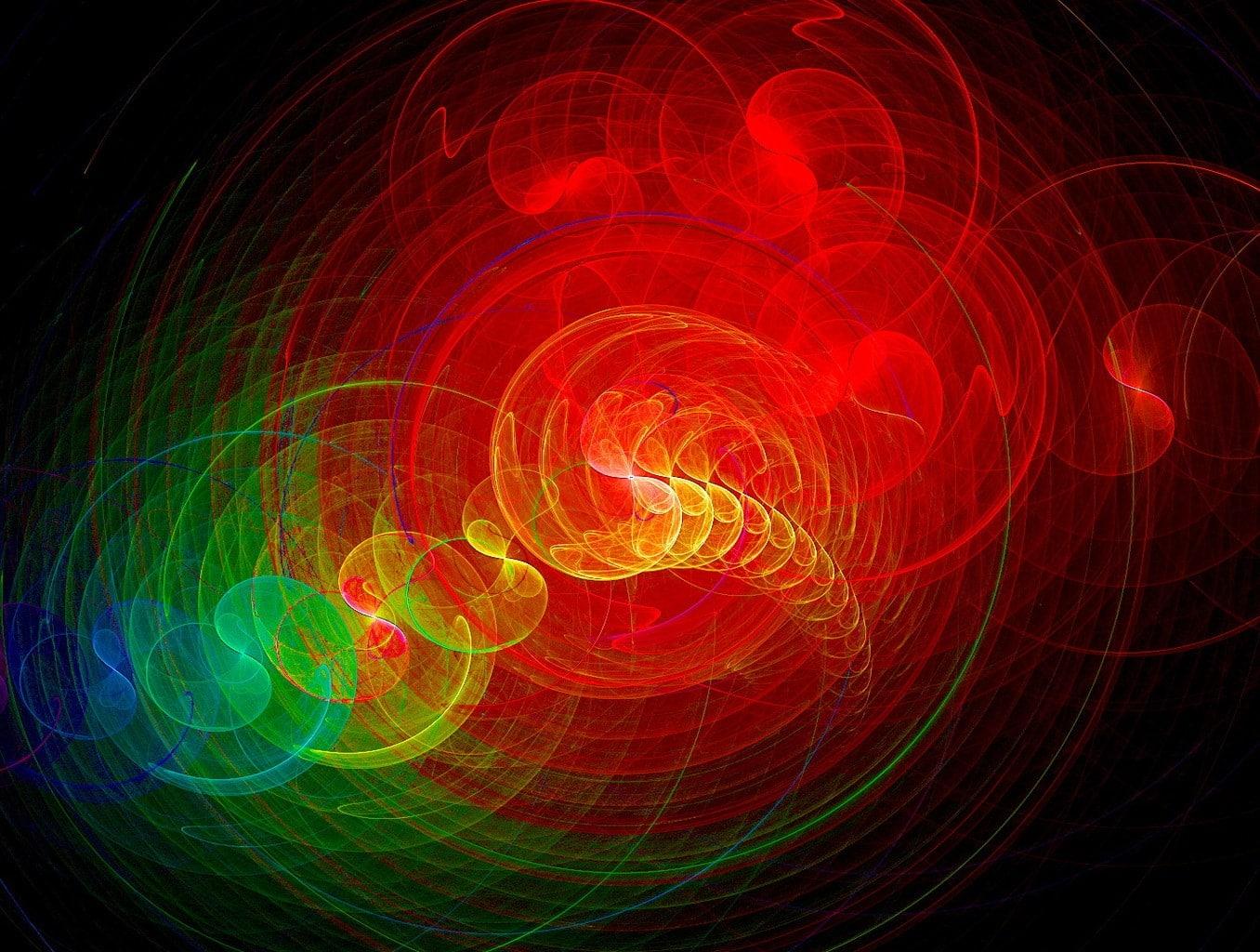 Swirls and Twirls.