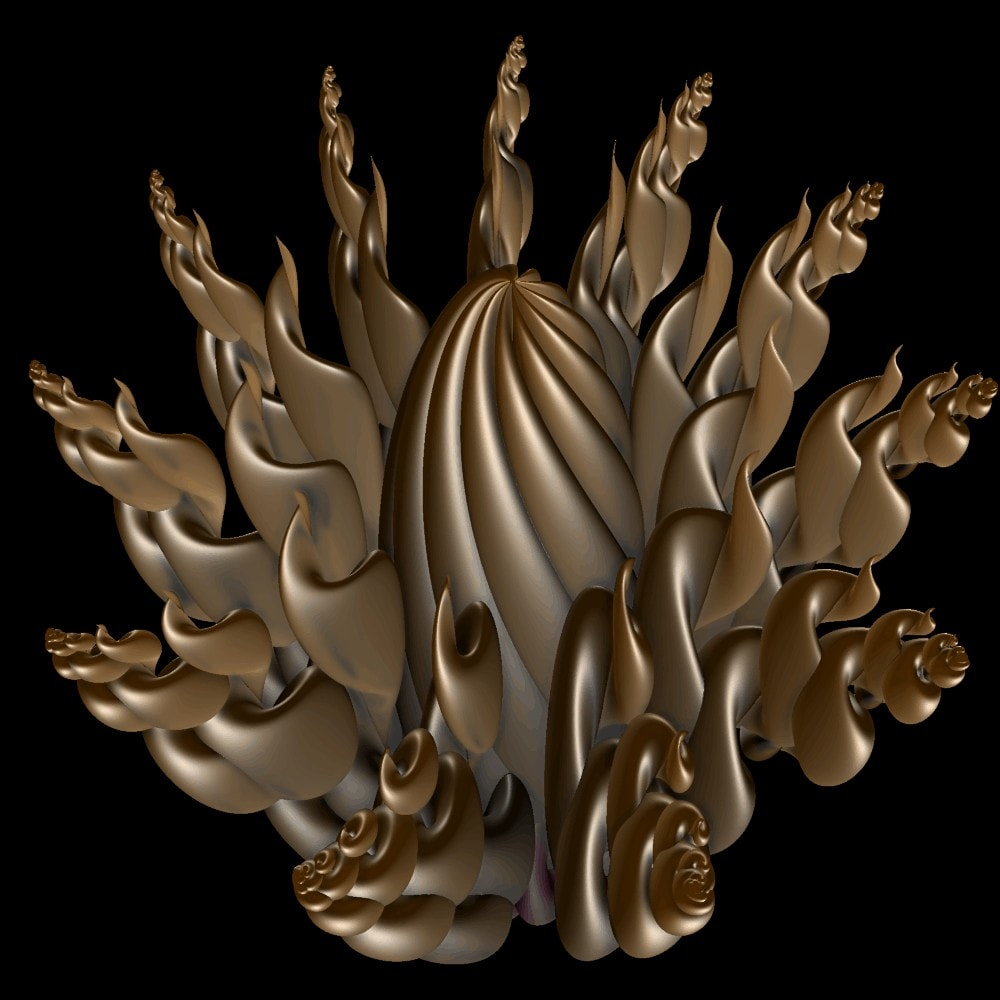 Collection of flames I was working on, there's a lot of tweaks to be made here. First change the Parplot...