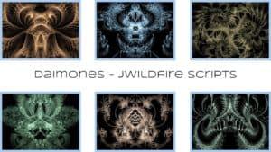 Daimonescover   Daimones Scripts