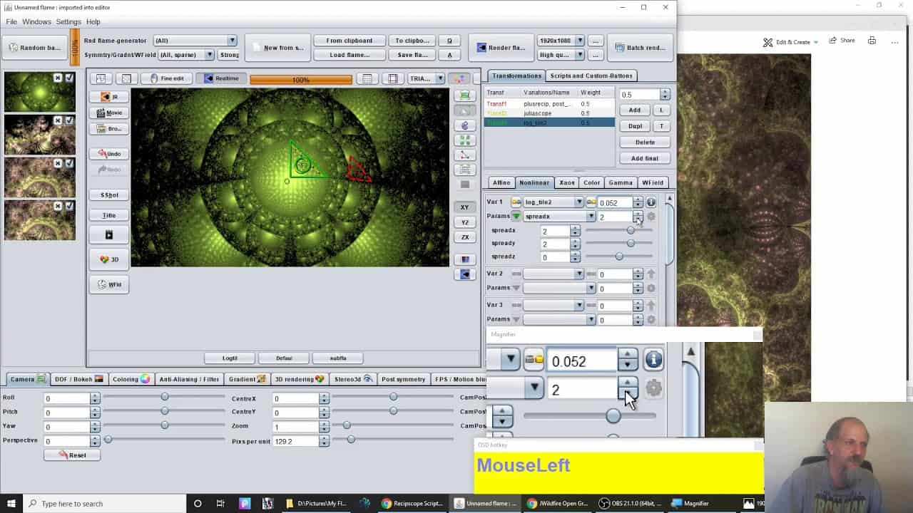 recipscope tutorial and gift   Recipscope tutorial and gift