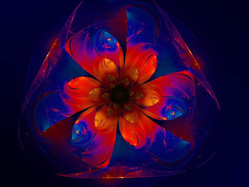 Bubble Flower 01