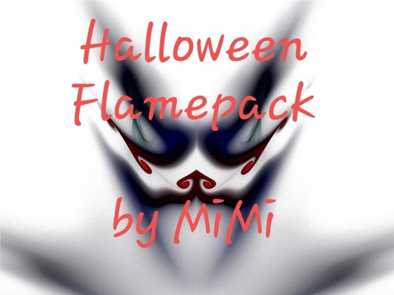 mimiflamepack | Mi Mi Halloween Flame Pack