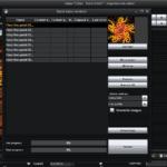 Batch renderer window
