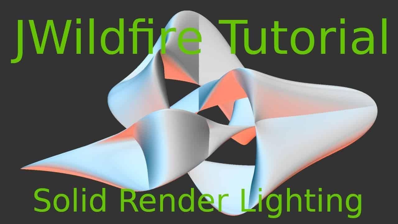 jwildfire solid render lighting 1 | JWildfire Solid Render Lighting