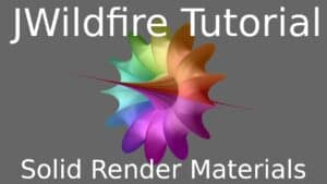 jwildfire solid render materials 1 | JWildfire Solid Render Materials
