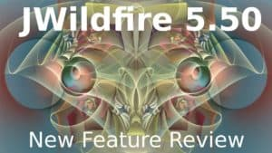 new features in jwildfire 5 50 | New Features in JWildfire 5.50