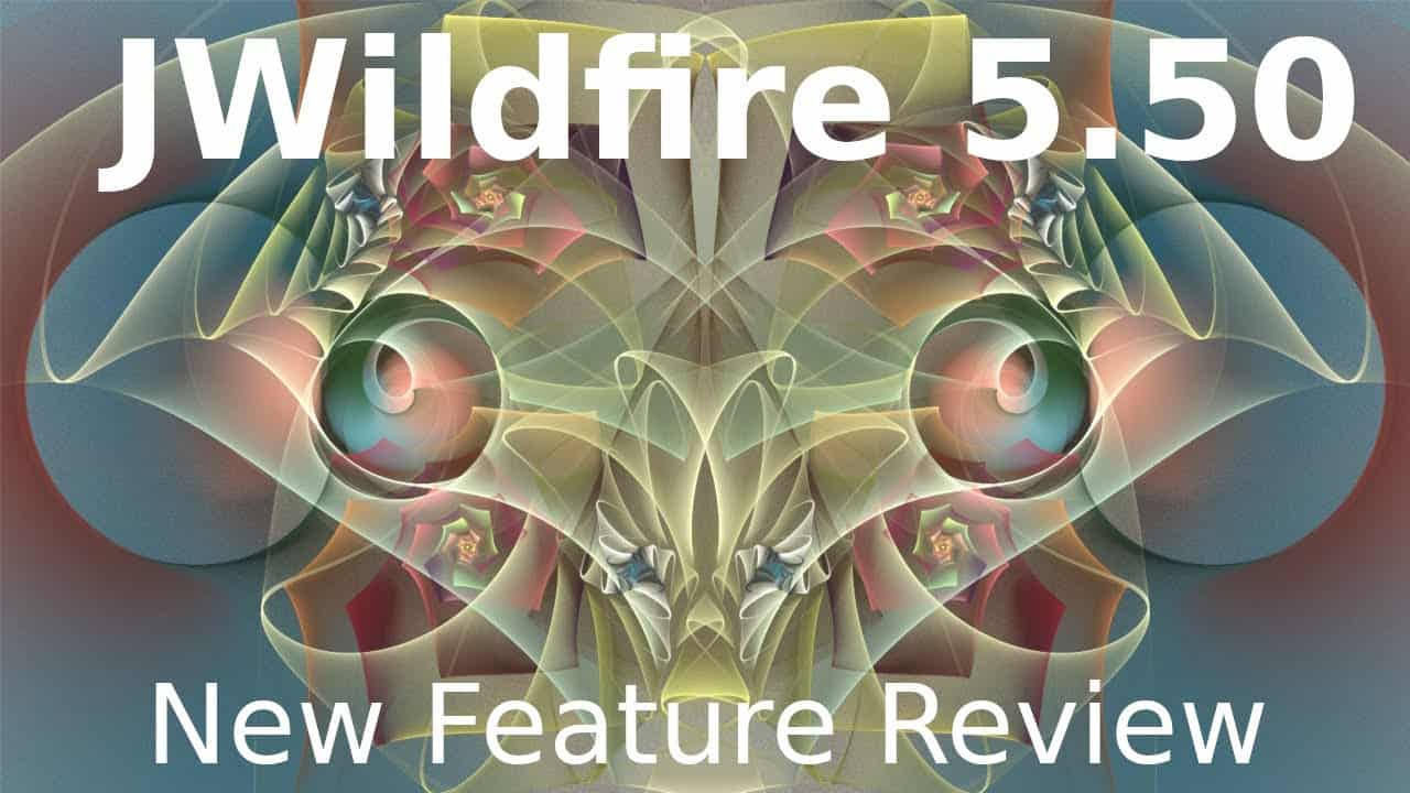 New Features in JWildfire 5.50
