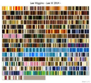 Lea Wiggins 2014 Collection