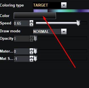 Colour Target | Romanesco Shnurple