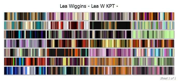 KPT cover | Lea Wiggins KPT Collection