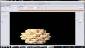 How to get a mb3d fractal into Blender