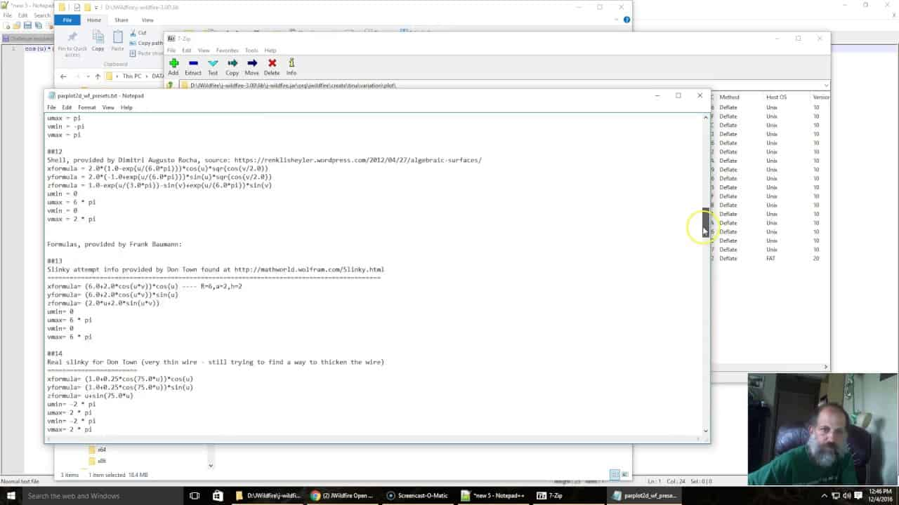jwildfire 3 0 tutorial advanced saving plot params | JWildfire 3.0 tutorial --- ADVANCED!!! Saving Plot Params
