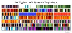 Lea Wiggins Pigments of Imagination Collection