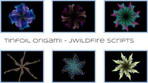 tinfoilorigami1 | Tinfoil Origami Scripts