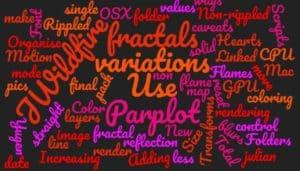 tips default | Motion blurs on single image fractals