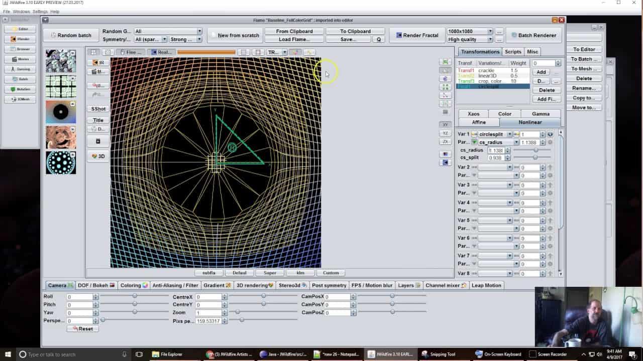 understanding circlesplit variation | Understanding Circlesplit variation