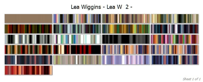 w2cover | Lea Wiggins Collection 2