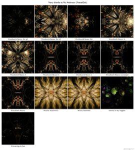 FlamePack W 4 | Chronological Dot Flame Pack W