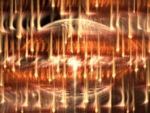 fire rain | Fire Rain _Pixel Flow