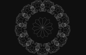 fractal kaleidoscope | Animated Fractal kaleidoscope