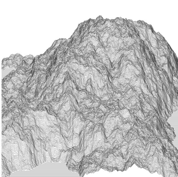 fractal terrain | Fractal Terrain