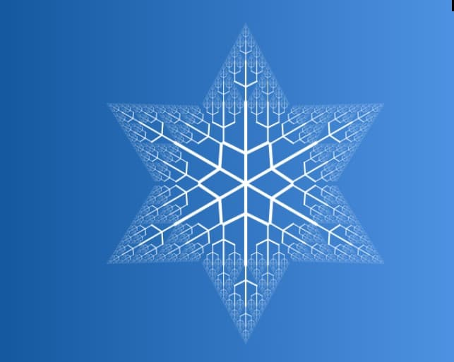 snowflake | Snow Flake Fractal