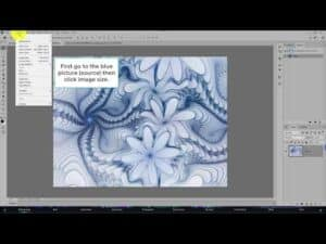 hqdefault | Mapping a fractal image to a photo
