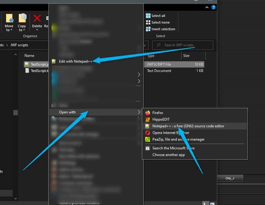 script tutorial pt2-2 open file