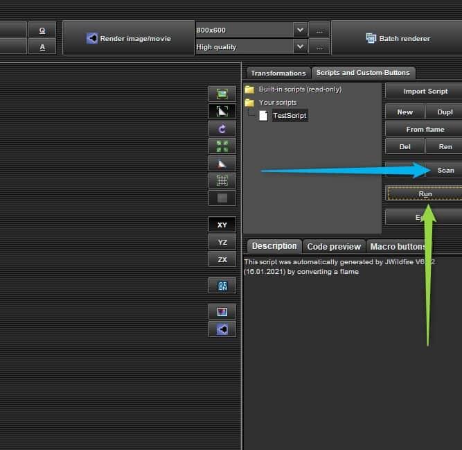 script tutorial pt2-7 scan-run