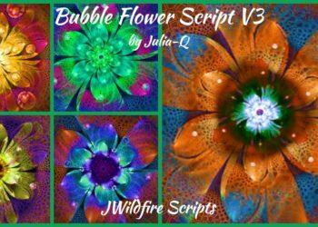 Bubble Flower Version - 3