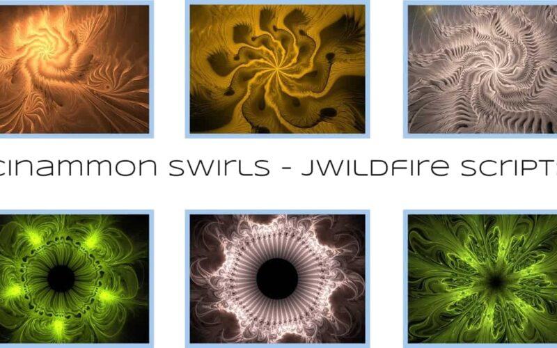 Cinammon Swirls Image