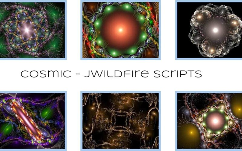 Cosmic Scripts Image