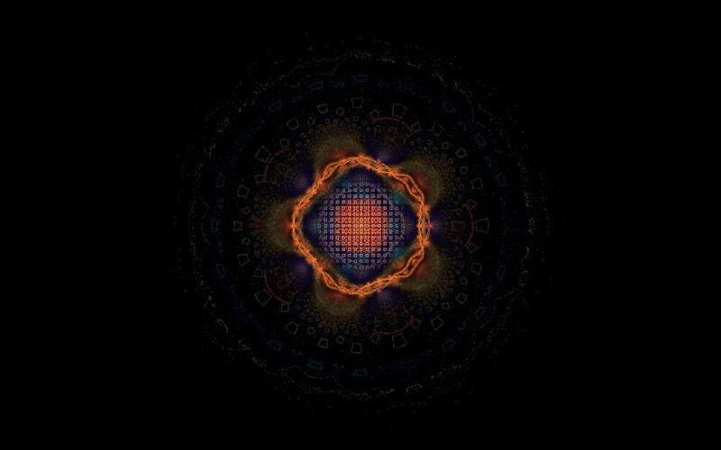 Crackled Julia3Dz Rings 2 Rev 1 Image