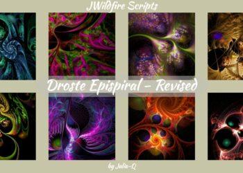 Droste Epispiral Script - REVISED