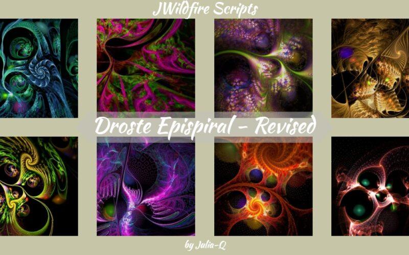 Droste Epispiral Script - REVISED Image