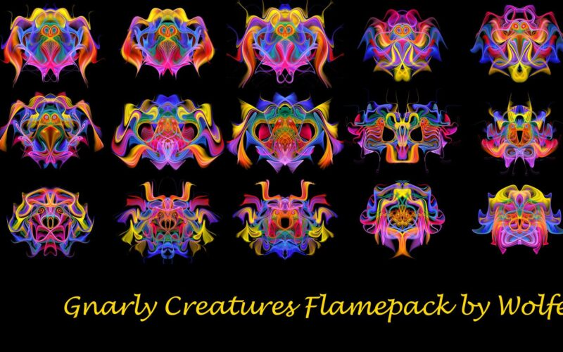 Gnarly Creatures Flamepack Image