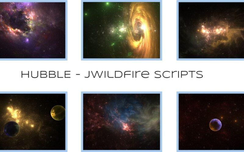 Hubble Scripts - Michael Bourne Image