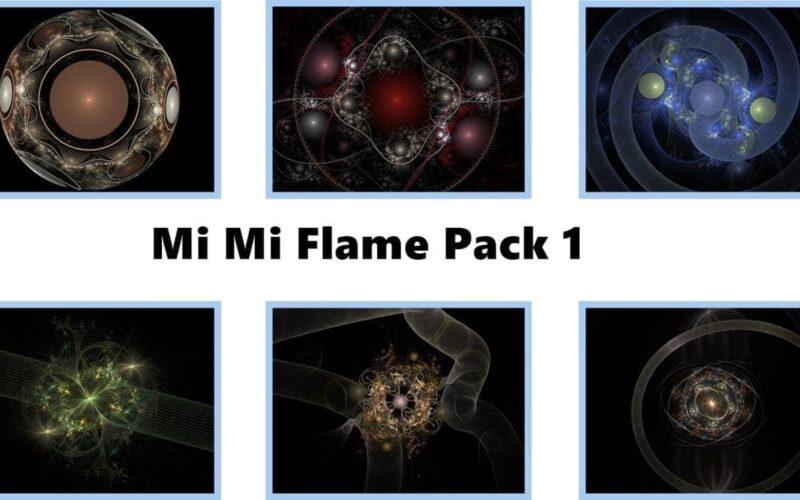 Mi Mi Flame Pack 1 Image